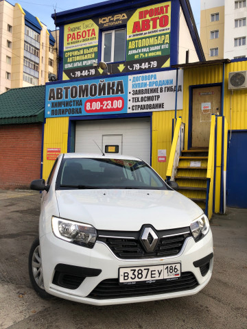 Renault Logan NEW